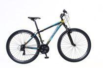 """Neuzer Jumbo Hobby 21"""" 29er kerékpár Fekete-Kék"""