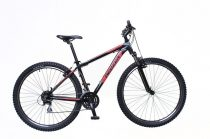 "Neuzer Jumbo Hobby 17"" 29er kerékpár Fekete-Piros"