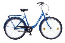 Neuzer Balaton 28 3 seb. városi kerékpár Kék
