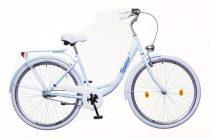 Neuzer Balaton Prémium 28 3 seb. városi kerékpár Babakék