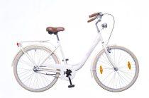 Neuzer Balaton Prémium 26 3 seb. városi kerékpár Krém-Barna