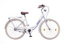 Neuzer Balaton Prémium 26 3 seb. városi kerékpár Szürke-Kék