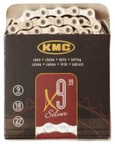 KMC X9-99 Silver lánc