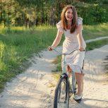 Női kerékpár