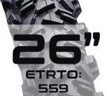 """26"""" MTB méret"""