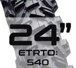 "24"" retro méret"