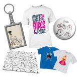 Kerékpáros ajándékok