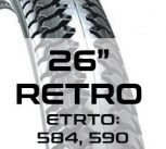 "26"" retro méret"