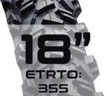 """18"""" méret"""