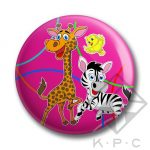 KPC Best Friends 05 kitűző