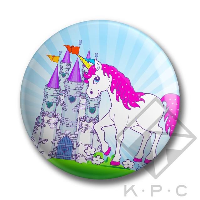 KPC Unicorn kitűző - Kerékpárwebshop.eu Kerékpár Webáruház 770f75556b