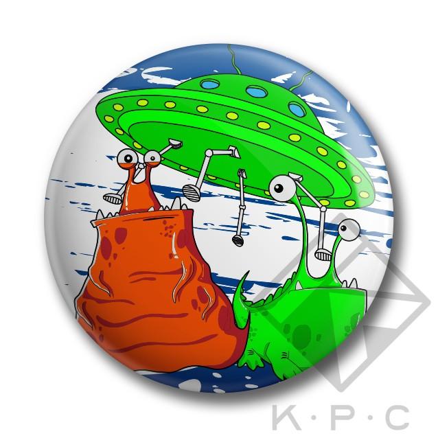 KPC Ufo 02 kitűző - Kerékpárwebshop.eu Kerékpár Webáruház 91272d5d35