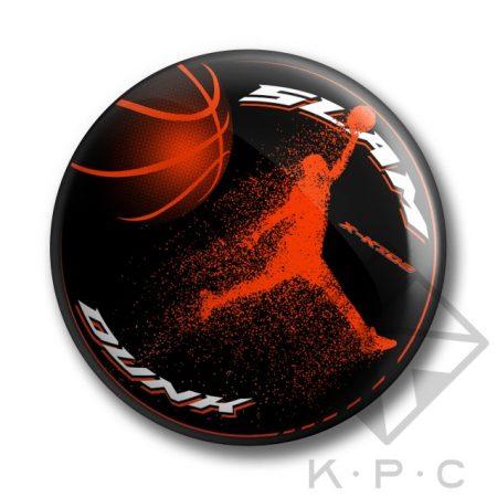 KPC Slam Dunk 01 kitűző - Kerékpárwebshop.eu Kerékpár Webáruház ea105d8b2f