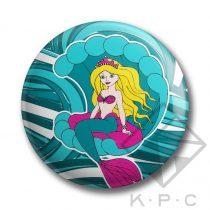 KPC Ocean Princess kitűző