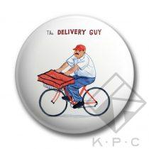 Delivery Guy kulcstartó