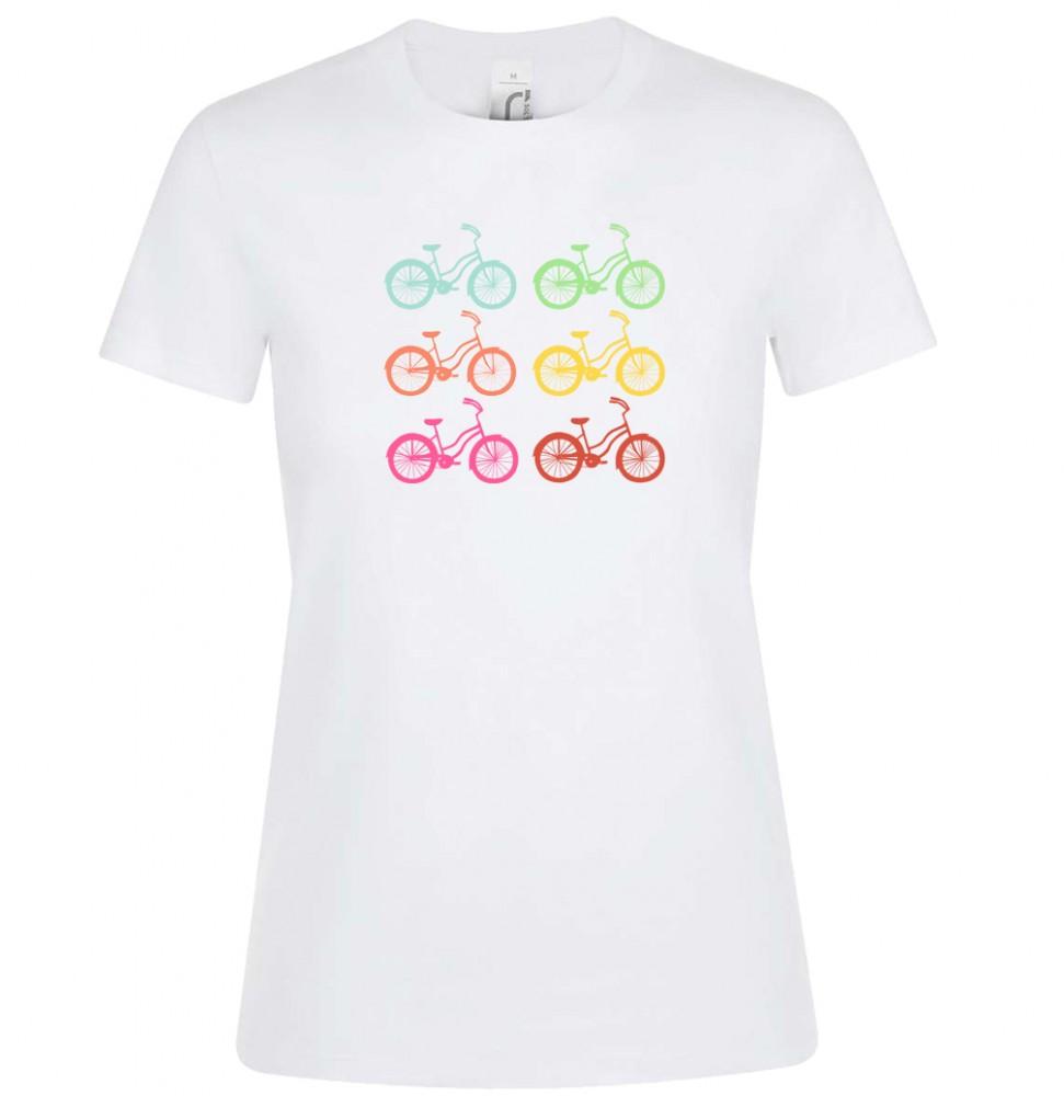 Colorful női póló több színben - Kerékpárwebshop.eu Kerékpár Webáruház 0247aefa04