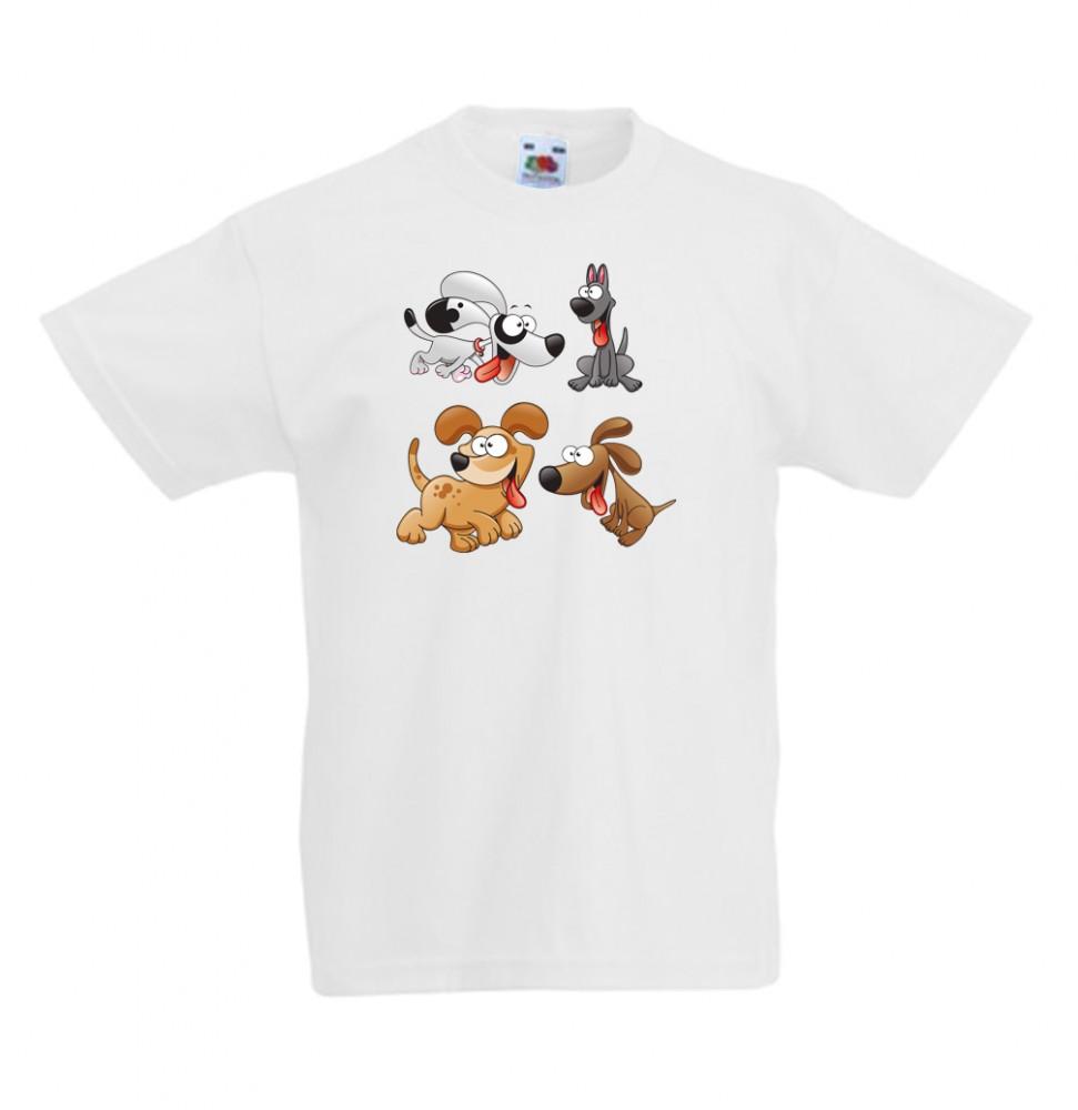 Puppy Love gyerek póló több színben - Kerékpárwebshop.eu Kerékpár ... 3674af97fb