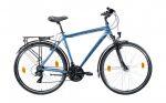 Gepida Alboin 200 férfi trekking kerékpár 56 cm Kék