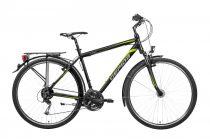 Gepida Alboin 200 PRO férfi trekking kerékpár 52 cm Fekete