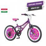 KPC Daisy 20 lila gyerek kerékpár