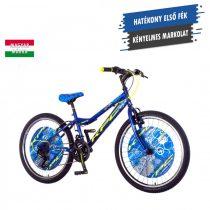 KPC Magnito 24 fiú kék gyerek kerékpár