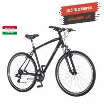 KPC Terra Man férfi crosstrekking kerékpár Fekete-Piros 1280118