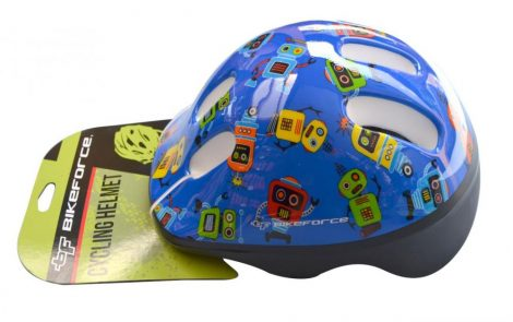 BikeForce Robot (S) gyermek sisak
