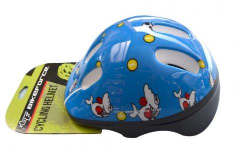 BikeForce Sharky (S) gyermek sisak