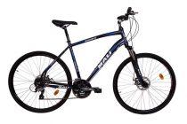 "Mali Crossover 250 férfi 23"" crosstrekking kerékpár Kék"