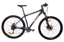 "Mali Mamba 29er 19"" kerékpár Fekete"