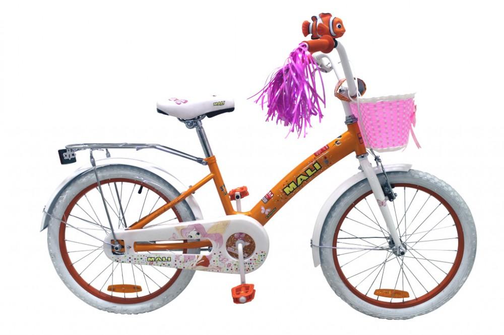 Mali Rainbow 20 gyermek kerékpár Narancs - Kerékpárwebshop.eu ... e39bfdb0f5