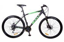 Mali Cobra 27,5 kerékpár Fekete