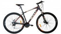 "Mali Cobra 29er 18"" kerékpár Fekete"