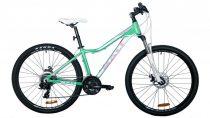 Mali Angel 27,5 kerékpár Zöld