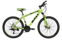 """Mali Piton 17"""" MTB kerékpár Zöld"""