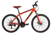 """Mali Piton 17"""" MTB kerékpár Piros"""