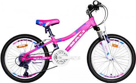 Mali Master 20 gyermek kerékpár Rózsaszín - Kerékpárwebshop.eu ... 50127bea08