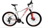 Mali Angel 27,5 kerékpár Fehér-Narancs