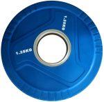 51 mm-es TPU tárcsasúly 1,25 kg