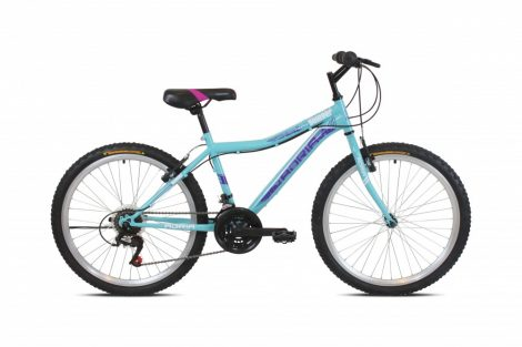 """Adria Stinger 24"""" gyerek kerékpár Türkiz"""