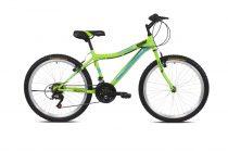 """Adria Stinger 24"""" gyerek kerékpár Zöld"""