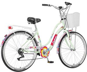 Cruiser kerékpár a nyári kikapcsolodáshoz
