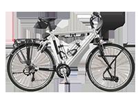 Trekking és túra kerékpár
