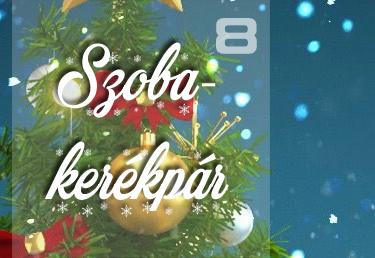 Vásároljon szobabiciklit karácsonyra!