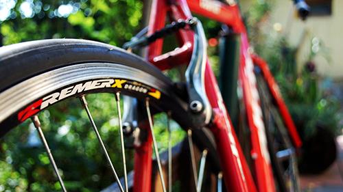 Ha ereszt a kerékpár gumi