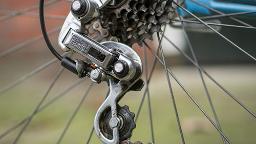 Bicikli kerék szerelés