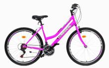 Ciklámen női kerékpár
