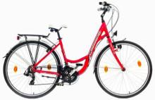 Villa touring női kerékpár